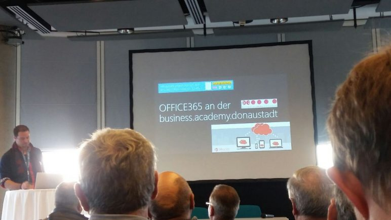 Office 365 an der Business Academy Donaustadt