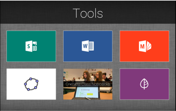 Microsoft Classroom, OneNote, Flipped Classroom, OfficeMix und Sway
